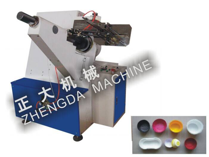 JDGT Paper Cake Cup Machine
