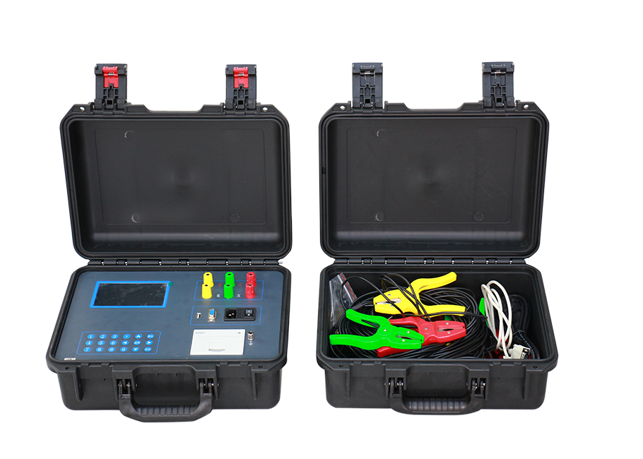 3 Phase Auto Electrical Transformer Turns Ratio TTR Tester