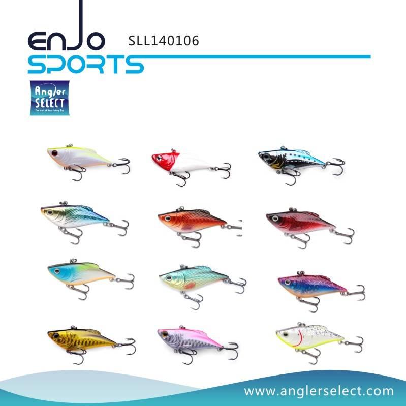 Angler Select Hot Selling Lipless Shallow Fishing Lure