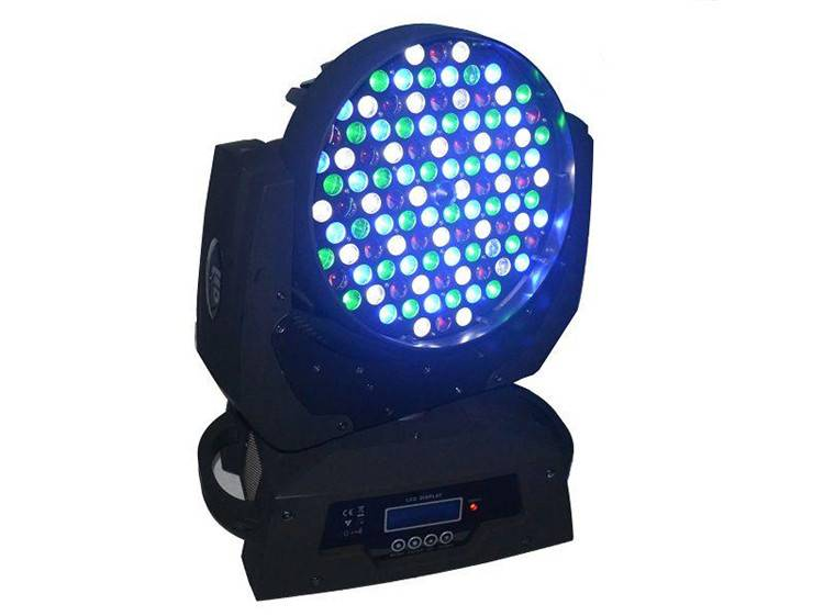 108*3W RGBW LED Moving Head Wash Light