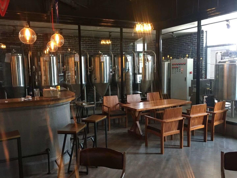 300L beer brewing equipment