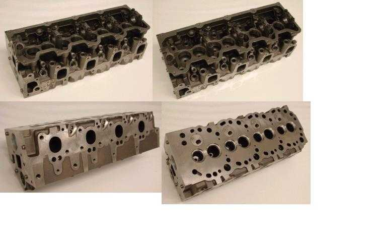 TOYOTA Cylinder Head(1FZ,5S,3VZ-L/R,1AZ,3C-TE,2C-TE,2TR,,2KD-FTV,etc.)