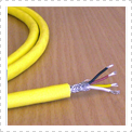 wire and cables of PVC insulation nylon jacket in the rating voltage of 450/750V or lower