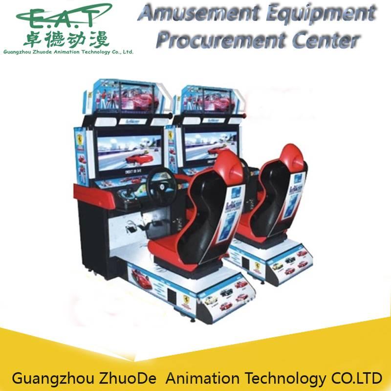 simulator arcade car game arcade racing game machine