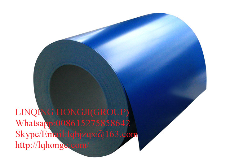 color coating prepainted Galvalume Steel Coil from China