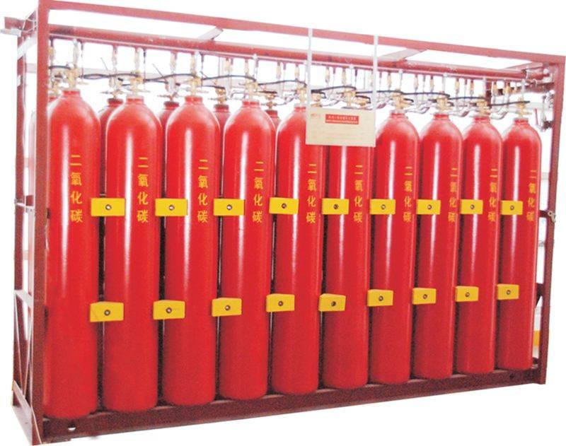 HERO Marine CO2 Fire Extinguishing System
