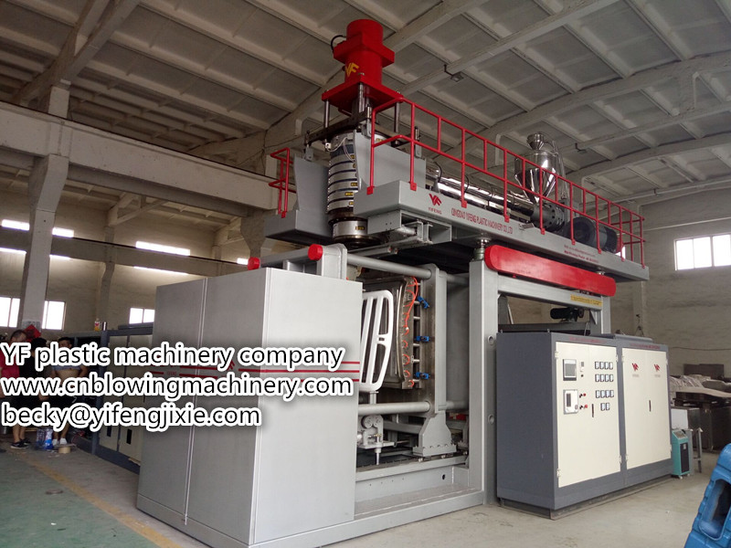 3layers 1000-2000Lwater tank blowing machinery