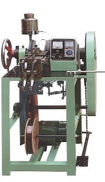 Double blade lace baotou machine