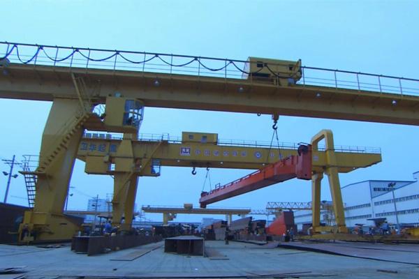 Anti-Sway Cranes