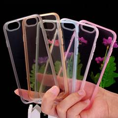 High Transparent Frosted TPU Phone Case