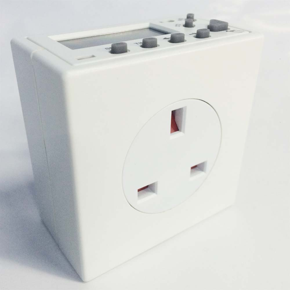 24 hour digital timer hours minutes timer switch (GS, UL)