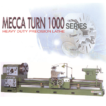 Lathe - MECCA TURN 1000 SERIES