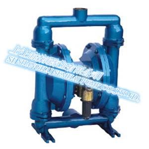 Air-operated diaphragm pump