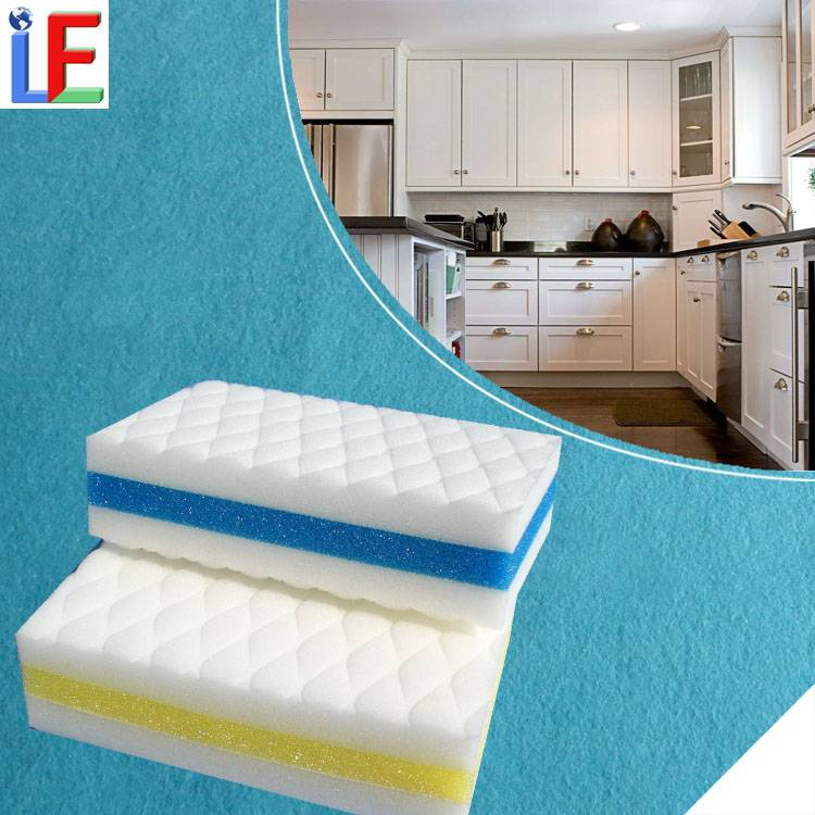 New Fashion Stain Remover Product Kitchen Magic Cleaning Sponge