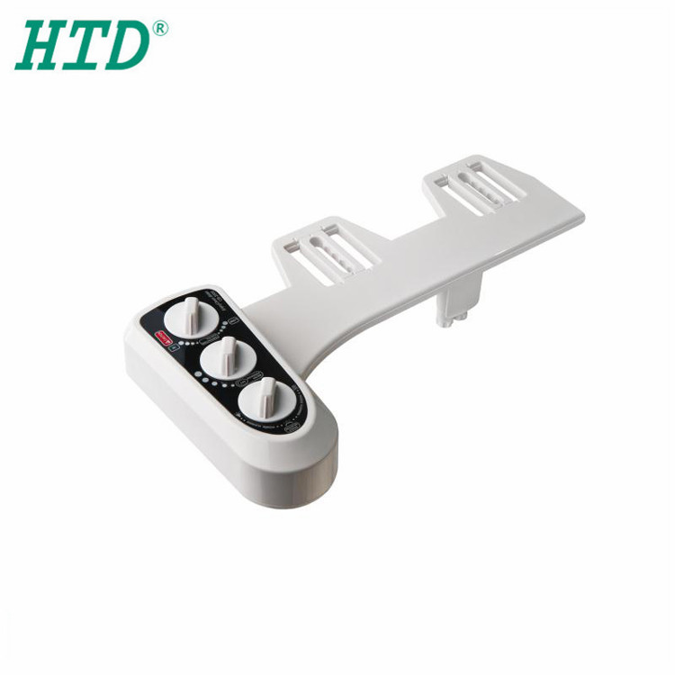 Hot and Cold Water Toilet Seat Bidet