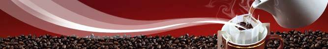 Ground Coffee in Drip Bag