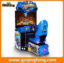 Qingfeng coin operated  simulator machine arcade game machine video games machine