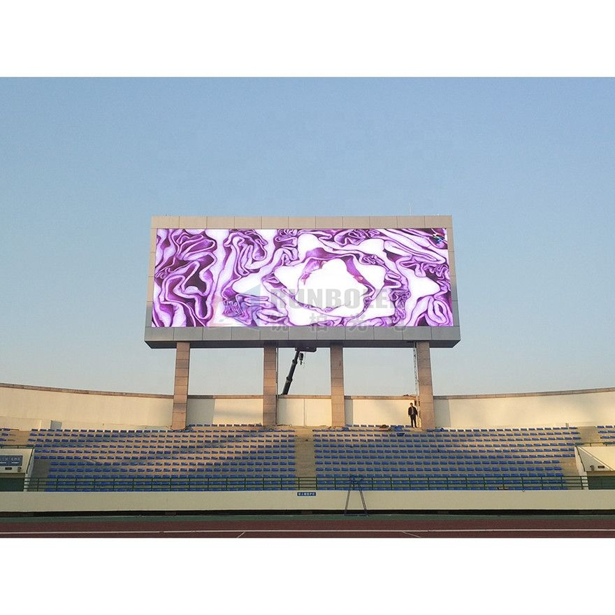 Smallest Outdoor Fixed P3 Full Color LED Display for Shopping Mall Wall Building