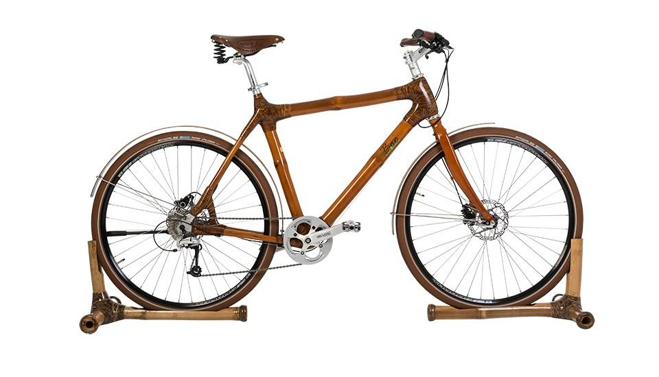 My Tano BAMBOO BIKE