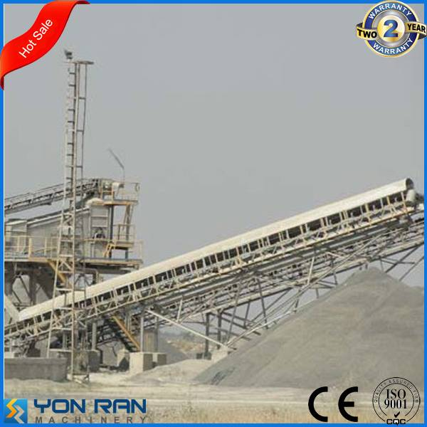 China Guangzhou coal mining thick nylon rubber belt conveyor
