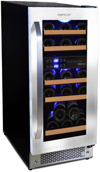 Compressor Wine Cooler