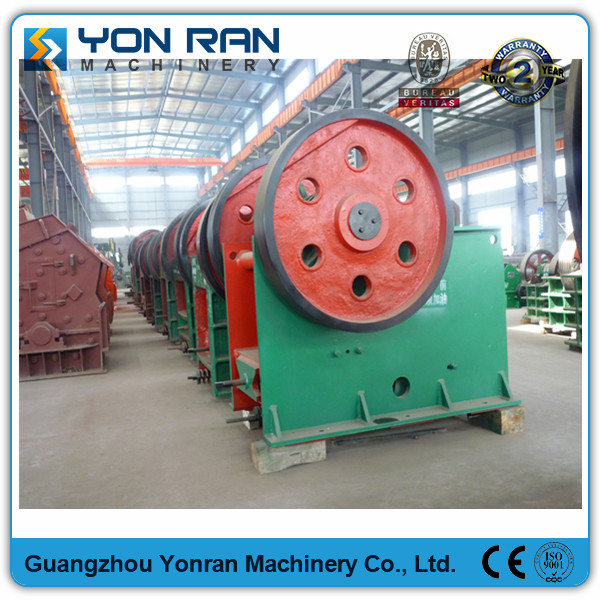 Wear-resistant toggle plate concrete Jaw Crusher