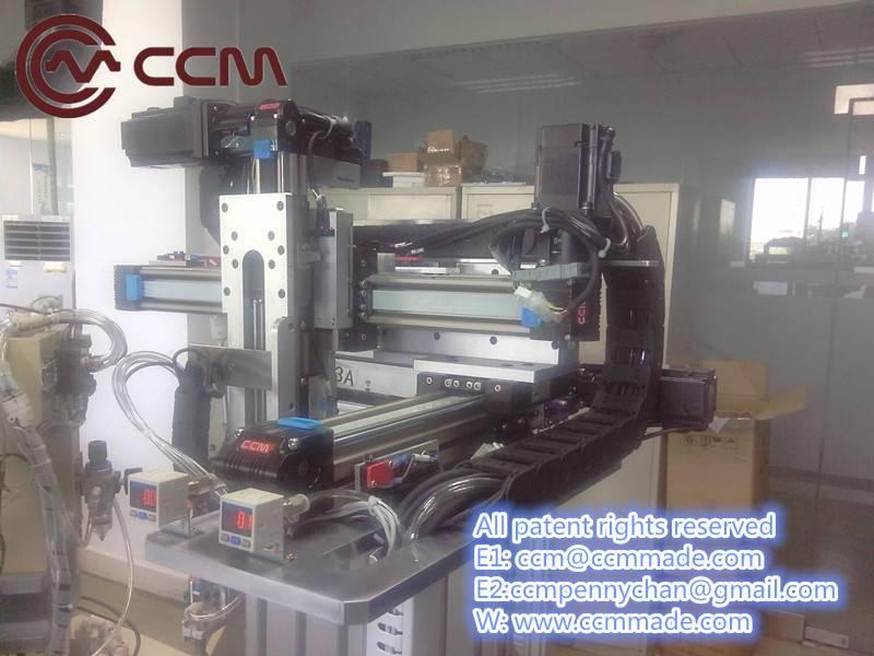 CCM for Robotic Manipulators