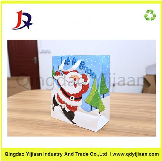 YIJIAAN YJA-PBA001 Christmas Gift Paper Bags