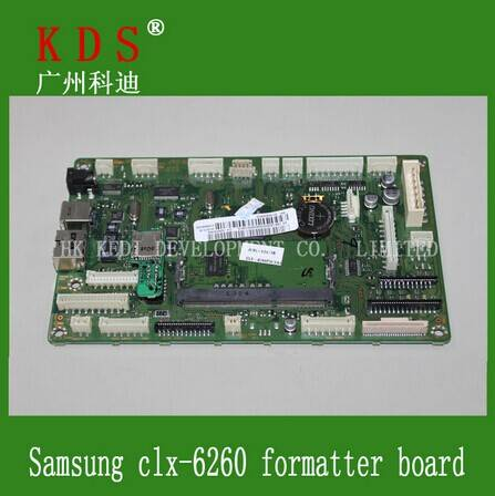 wholesale original formatter board jc9202530a for Samsung clx-6260fw printer parts