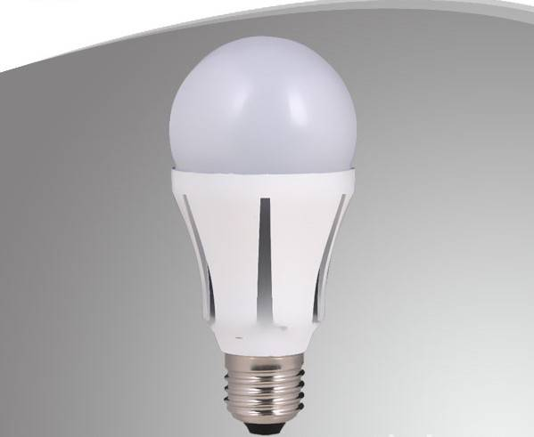 A60-Alu. LED Bulb light. 11W
