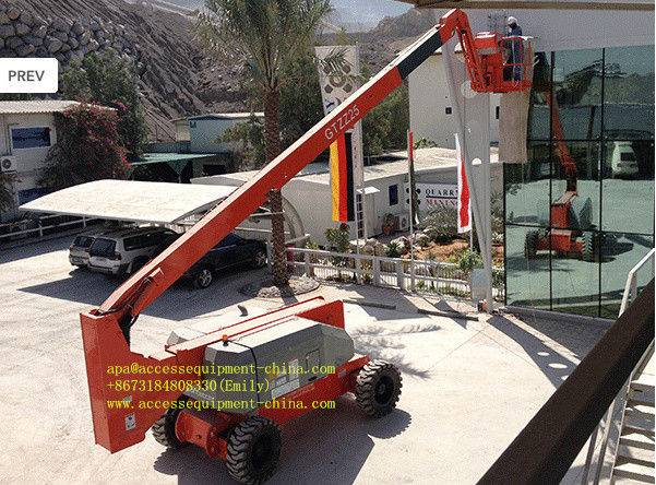 Articulated Boom Lift with CE (GTZZ25J)