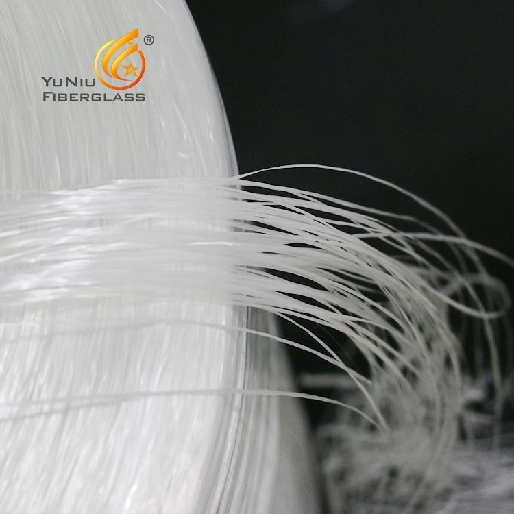 E-glass water slides used assembled fiberglass smc roving