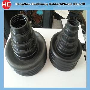 Supply expansion joint rubber bellows