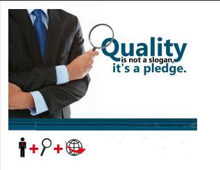 Professional Quality Inspection - Third Party Inspection Services