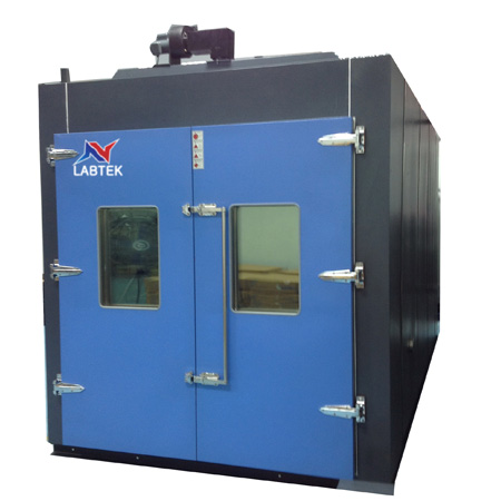 Walk in Oven, Walk in Ageing Test Oven, Industrial Oven, Large Capacity High Temperature Chamber