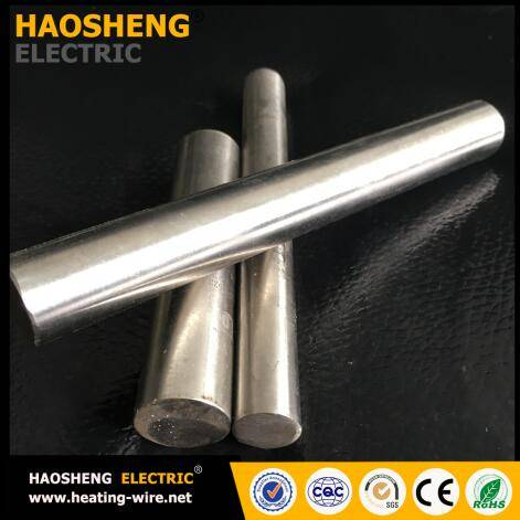 fecral resistance heating rods/ bars stable performance