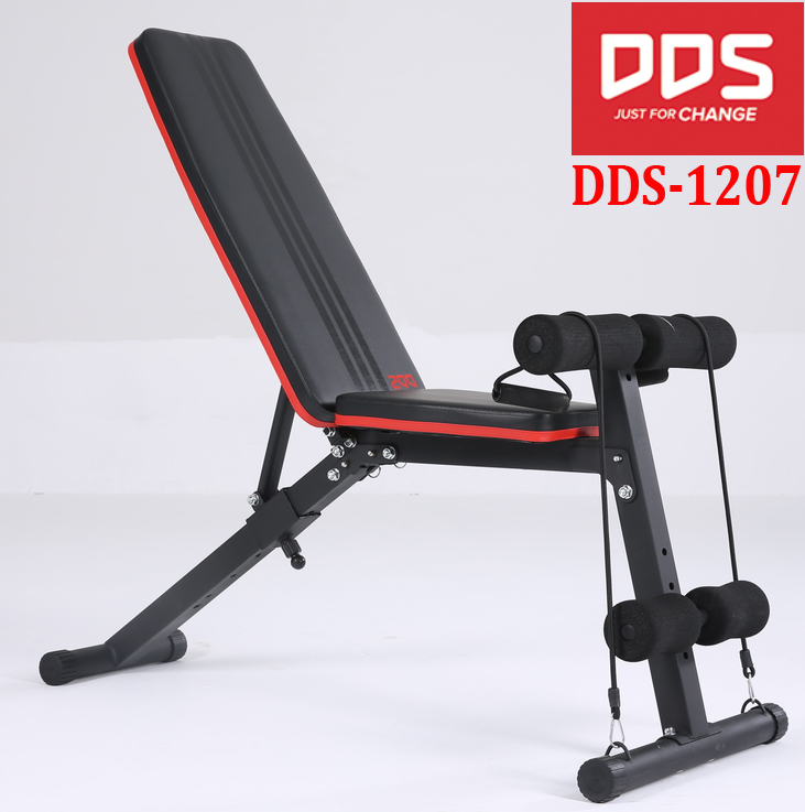DDS 1207 Pro exercise dumbbell bench weight bench exercise bench strength training
