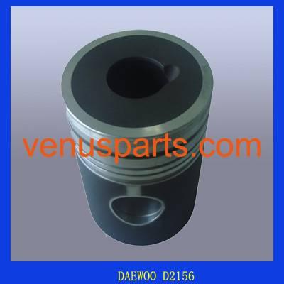engine spare parts daewoo D2156 piston