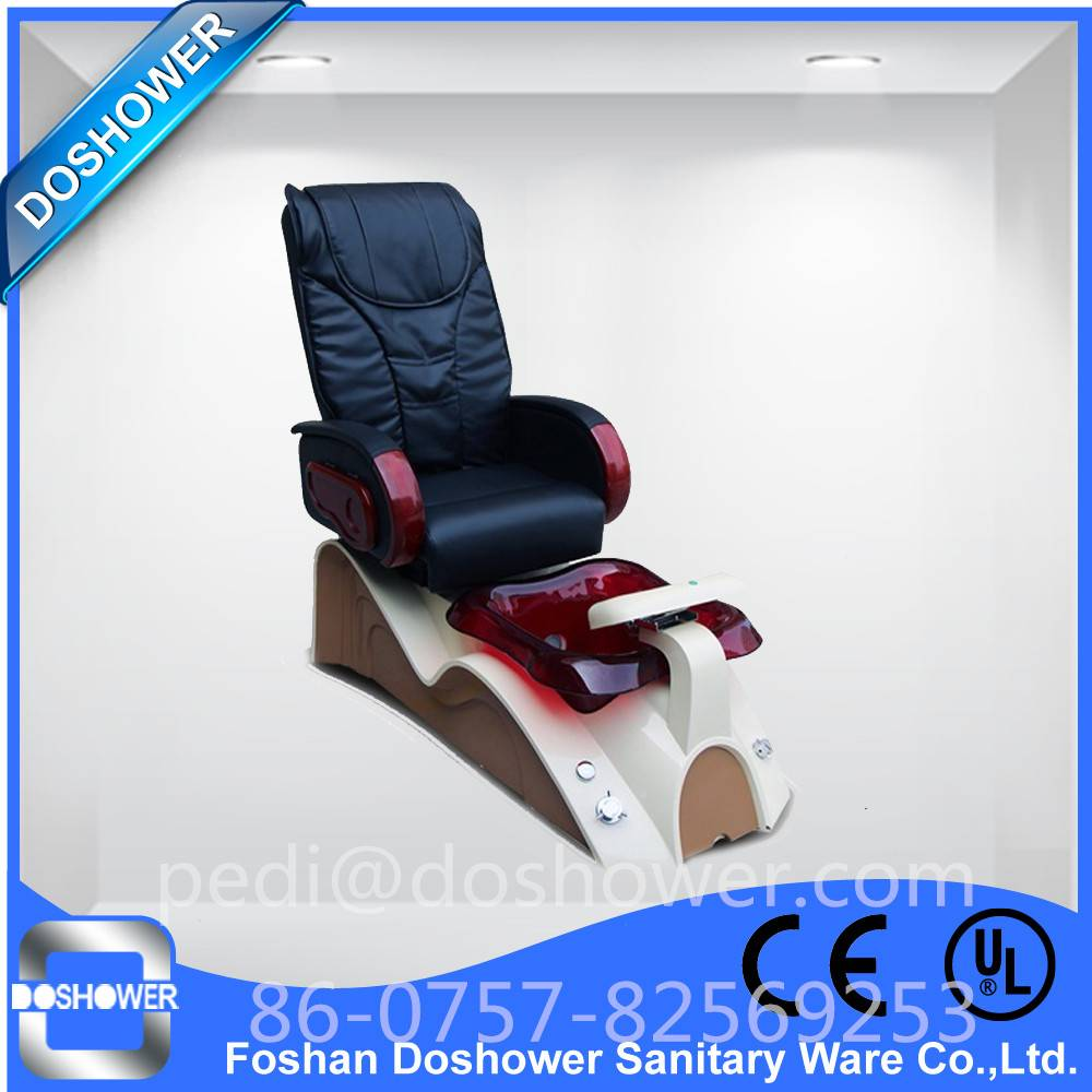 Doshower DS-X01 whirlpool spa pedicure chair of wholesale pedicure supplies