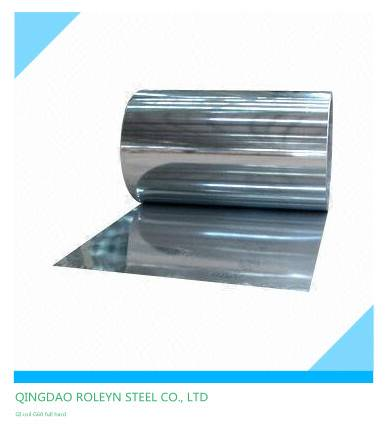 ASTM A653M Galvanized steel coils