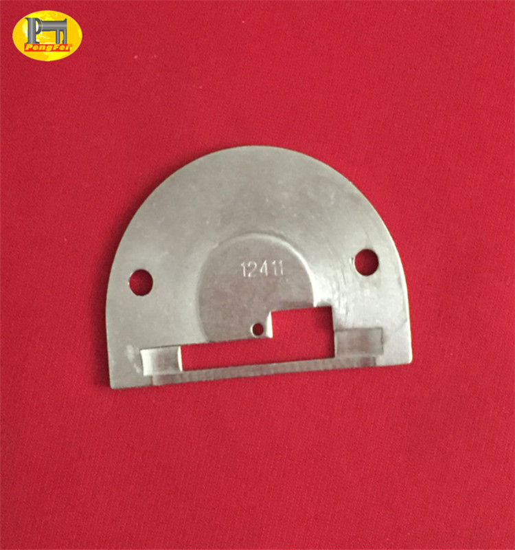 Industrial Sewing Machine Parts SINGER Needle Plate 12411