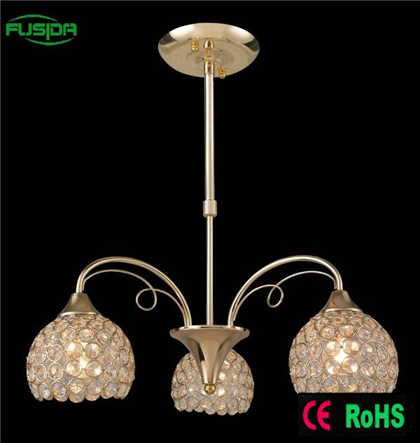 Fancy ceiling light elegant crystal lamparas raindrops ceiling light