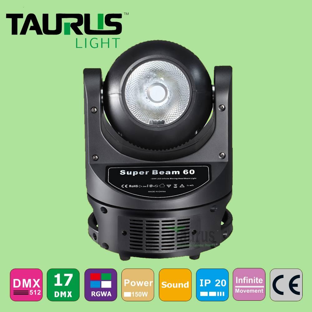 Super Beam 60 LED Beam Moving Head Light Stage Lighting LED Star Light