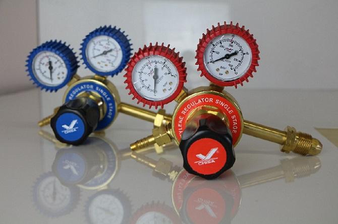 Gas Regulators Flow Meter
