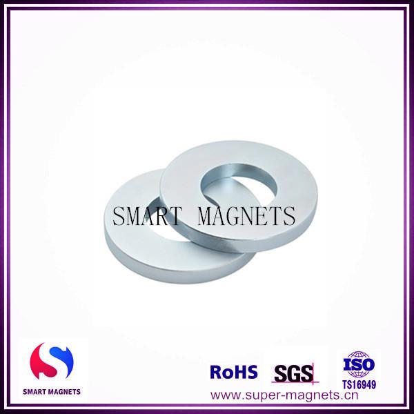 cheap price permanent neodymium disc ring speaker magnet