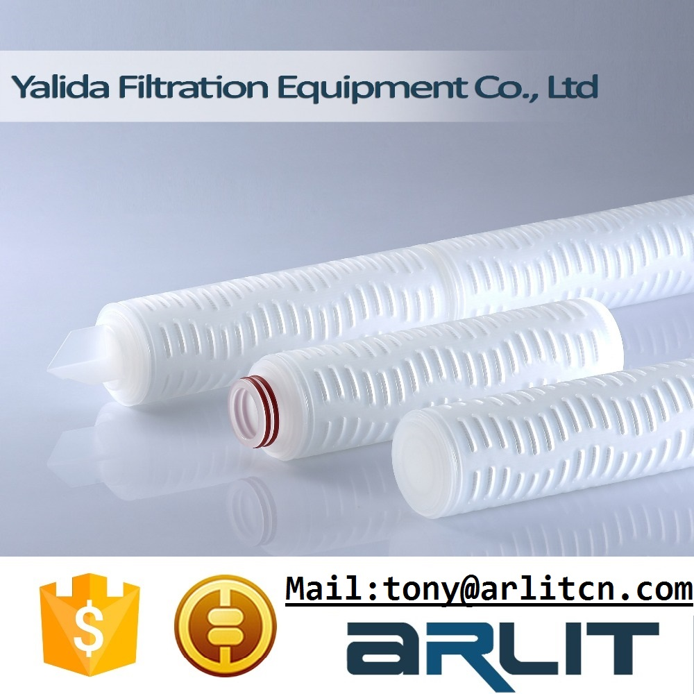PTFE Pleated Membrance Cartridge Filter