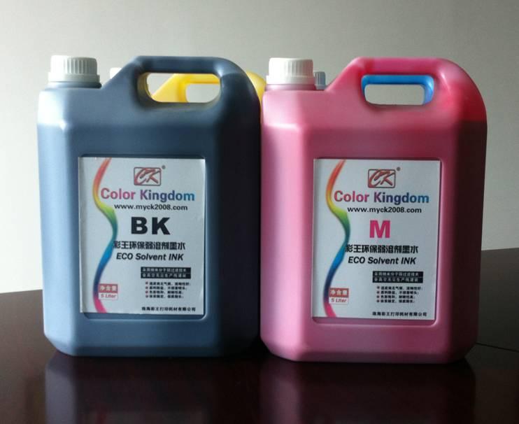 mimaki eco solvent ink  wide format ink(5liter)