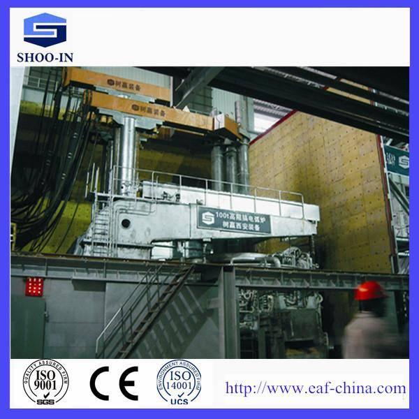 Industrial Furnace steelmaking electric arc furnace EAF