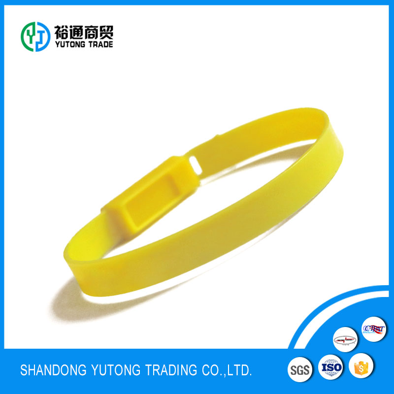 plastic lock strip seal for luggage trucks YTPS 502