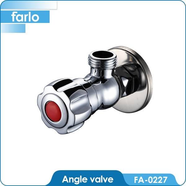 Good price toilet brass angle valve